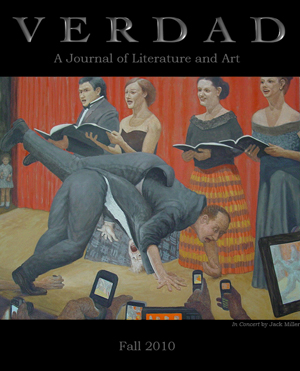 cover of Verdad Volume Nine